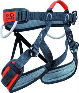 Baudrier pour débutant - Climbing Tech